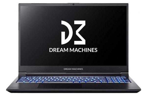 Laptop Dream Machines G1650 - kod notebooka G1650-15PL60