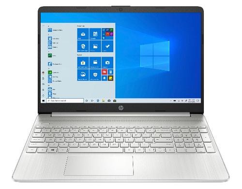 "notebook HP 15s-fq1111nw 15.6"" FHD IPS   i5-1035G1   8GB RAM   256GB SSD   UHD G1   USB3   USB-C   HDMI   Bluetooth + WiFi   Windows 10 - kod produktu 187B7EA"