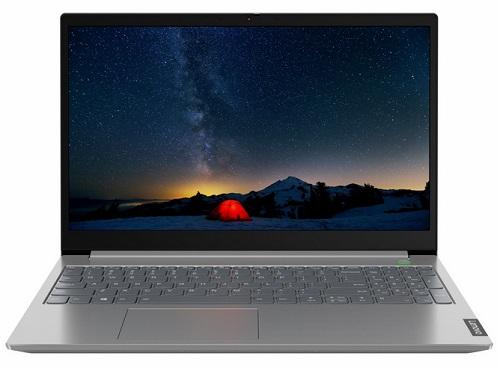 "notebook biznesowy Lenovo ThinkBook 15-IIL 15.6"" FHD IPS | i3-1005G1 | 8GB RAM | 256GB SSD | UHD Graphics G1 | USB3 | HDMI | Windows 10 Pro - kod produktu 20SM002LPB"