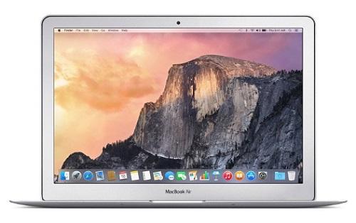 "ultrabook Apple Macbook Air 13 13.3"" WXGA+ LED/i5/8GB/128GB SSD/HD6000/USB3/Thunderbolt/BT/macOS - kod produktu MQD32ZE/A"